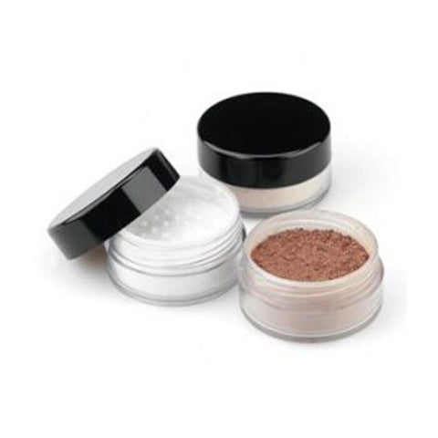 Stargazer White Loose Powder Face Foundation Goth 10g