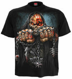 Spiral Direct 5FDP Game Over Five Finger Death Punch Official Grim Reaper T-shir