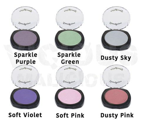 Stargazer Soft Pressed Eye Shadow Pastel All Colours