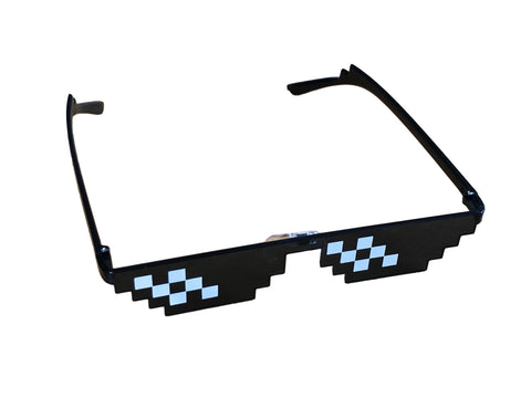 Thug Life Meme Sunglasses Gangsta G Novelty Comedy Glasses