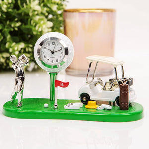 William Widdopo Miniature Clock Golf