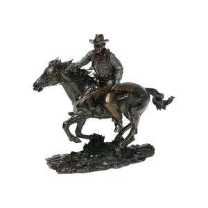 Legend Riding Cowboy - John Wayne