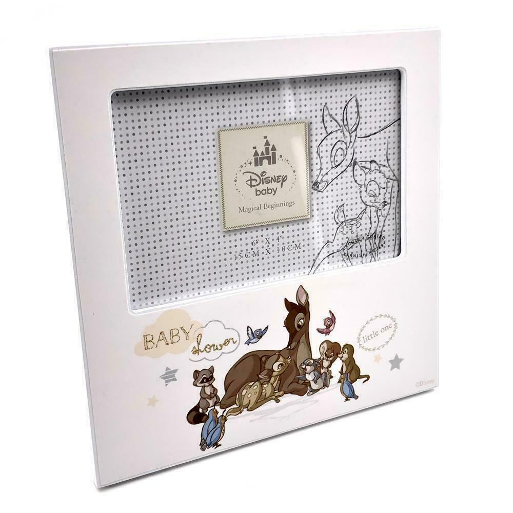 Disney Magical Beginnings Baby Shower Frame Bambi