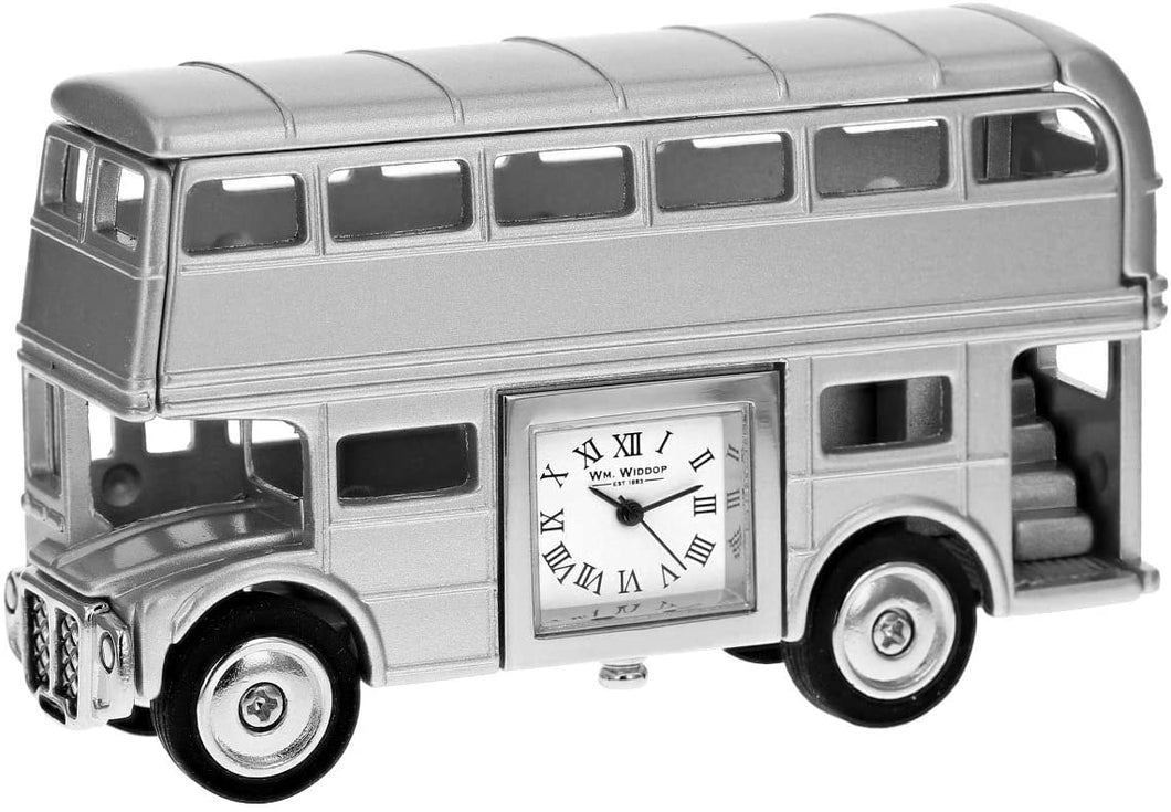 William Widdop Miniature Clock Bus