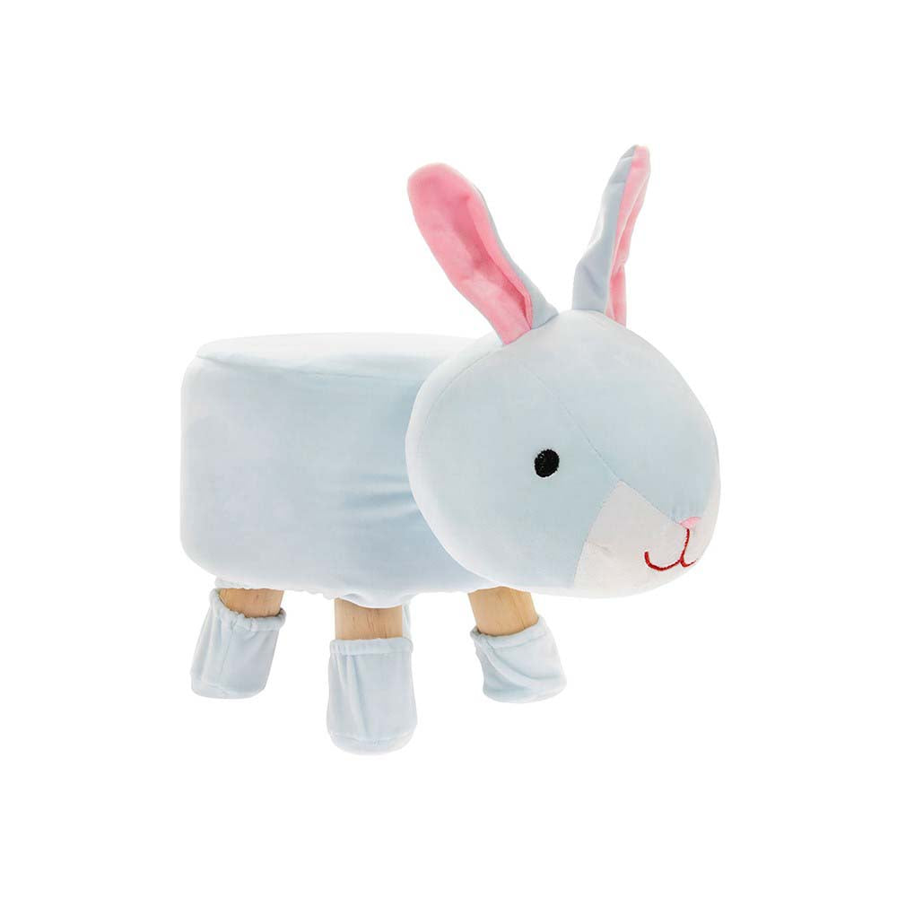 Childrens Childs Rabbit Stool