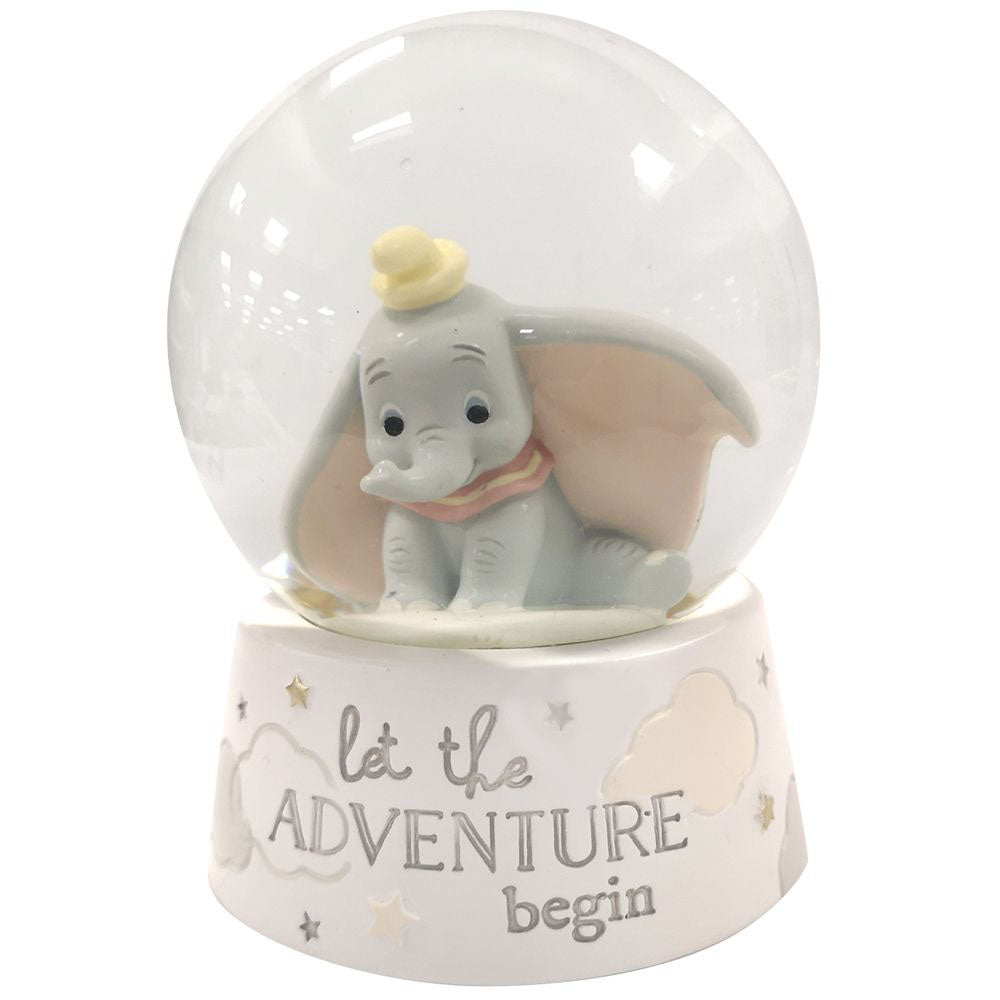 Disney Magical Beginnings Dumbo Snow Globe