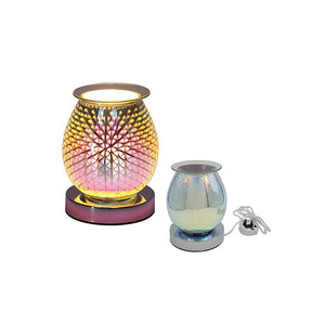 Desire Aroma 3D Electric Touch Lamp Cascade Wax Melt Oil Burner