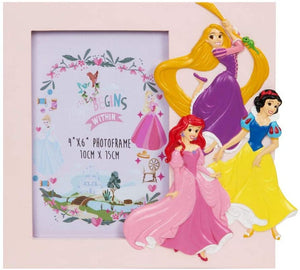 Disney Princess Pink Photo Frame