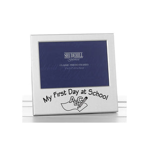 Shudehill First Day At School Photo Frame