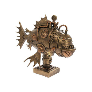 Fish Fantasy Steampunk Ornament
