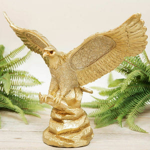 Juliana Gold Eagle Figurine
