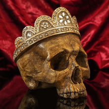 Load image into Gallery viewer, Juliana Handpainted Skull With Crown