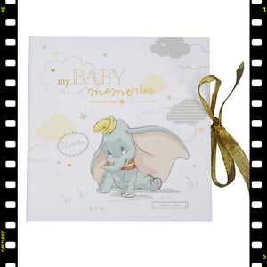 Disney Dumbo My 1st First Year New Baby Memory Record Book