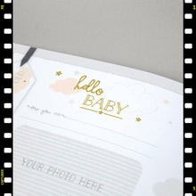 Load image into Gallery viewer, Disney Dumbo My 1st First Year New Baby Memory Record Book