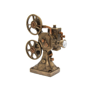 Leonardo Bronze Effect Steam Punk Vintage Projector