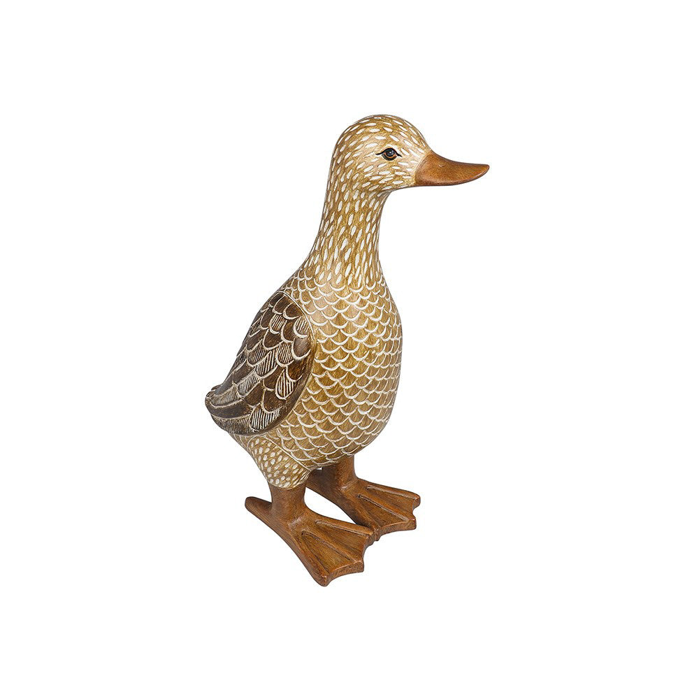 Shudehill Giftware Country Duck Ornament Figurine