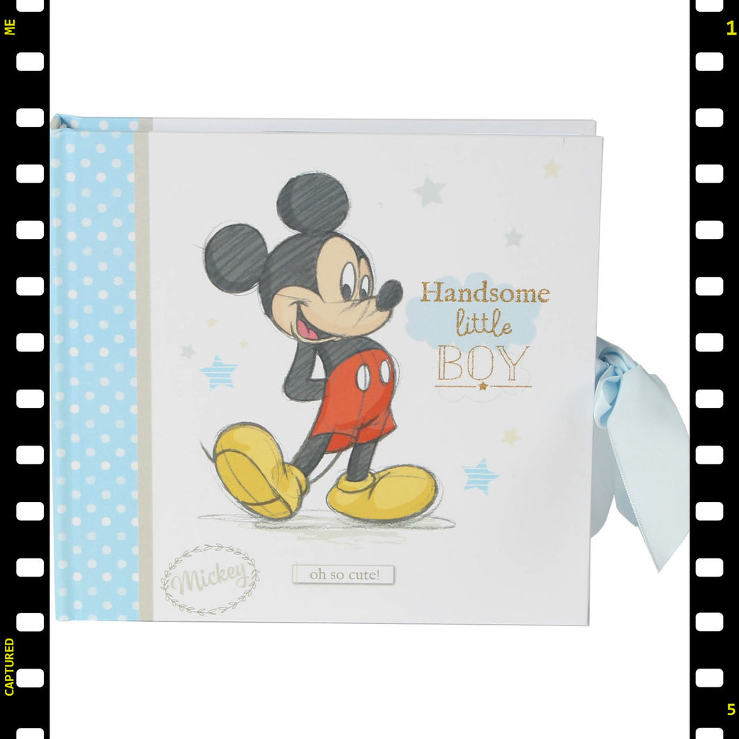 Disney Baby Magical Beginnings Photo Album Mickey Mouse