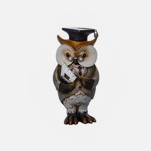 Shudehill Working Owl Teacher Figurine