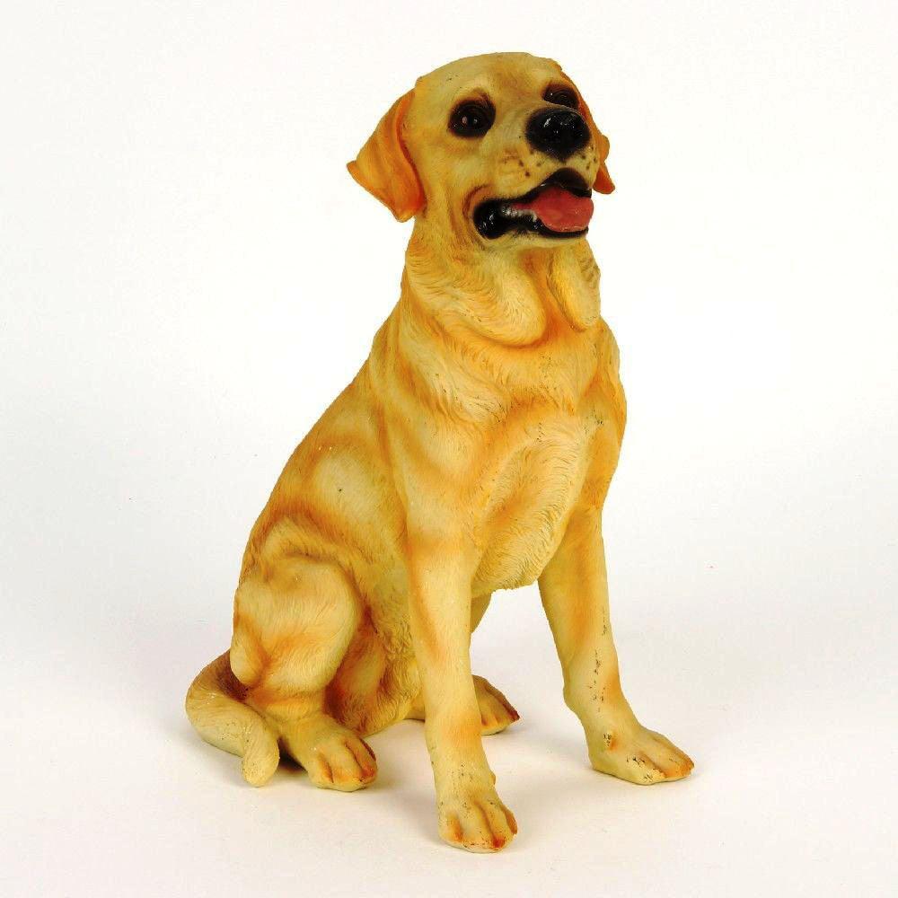 Best of Breed Golden Labrador Ornament