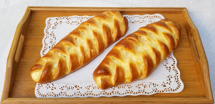 Bread, Braid with Cheese Filling (Oct 24)