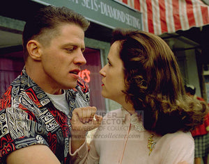 "Pre-Order: Back to the Future Lea Thompson ""Lorraine McFly"" & Tom Wilson ""Biff Tannen"" Autographed Photo"