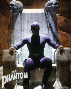 Pre-Order: Billy Zane The Phantom Autographed Photo