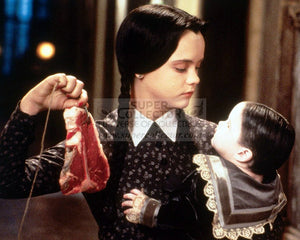 "Pre-Order: Christina Ricci ""Wednesday Addams"" The Addams Family Autographed Photo"