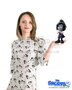"Pre-Order: Christina Ricci ""Vexy"" The Smurfs 2 Autographed Photo"