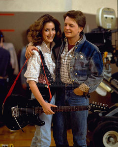 "Pre-Order: Claudia Wells ""Jennifer Parker"" Back to the Future Autographed Photo"