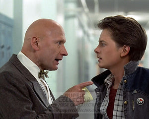 "Pre-Order: James Tolkan ""Gerald Strickland"" Back to the Future Autographed Photo"