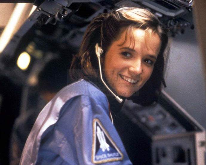 Pre-Order: Lea Thompson SpaceCamp Autographed Photo
