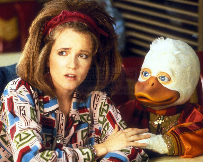 Pre-Order: Lea Thompson Howard the Duck Autographed Photo