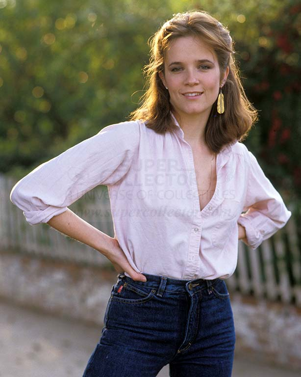 Pre-Order: Lea Thompson Autographed Photo