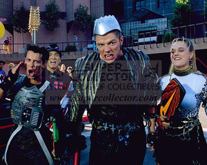 "Pre-Order: ""Griff's Gang"" Back to the Future II Autographed Photo"
