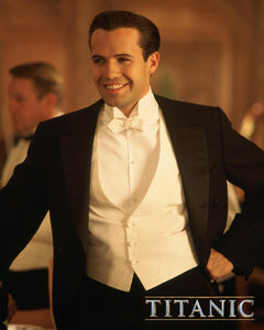 Pre-Order: Billy Zane Titanic Autographed Photo