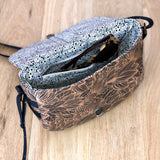 Cork Mountain Saddle Bag