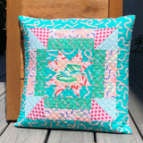 Nova Star Quilted Pillow Cover Only
