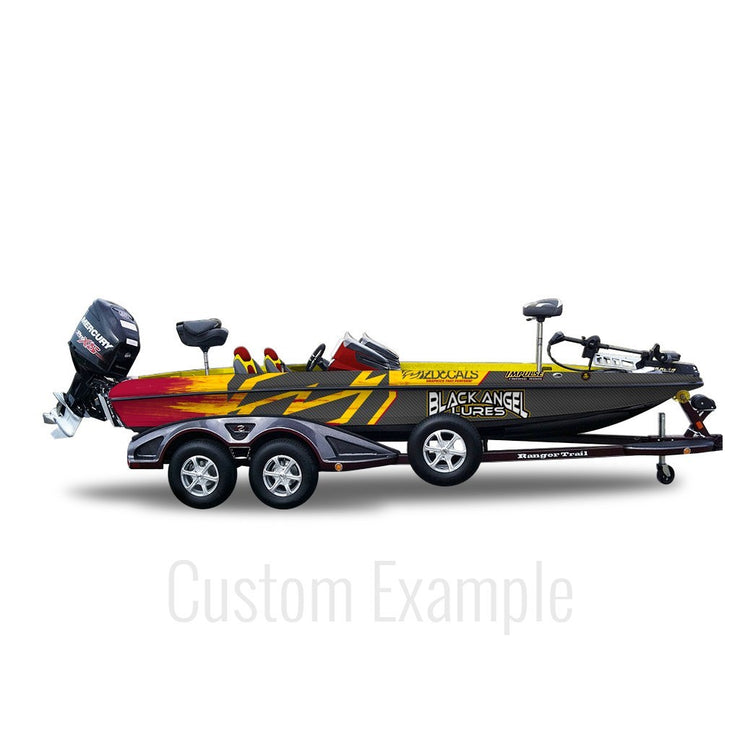 Custom Bass Boat