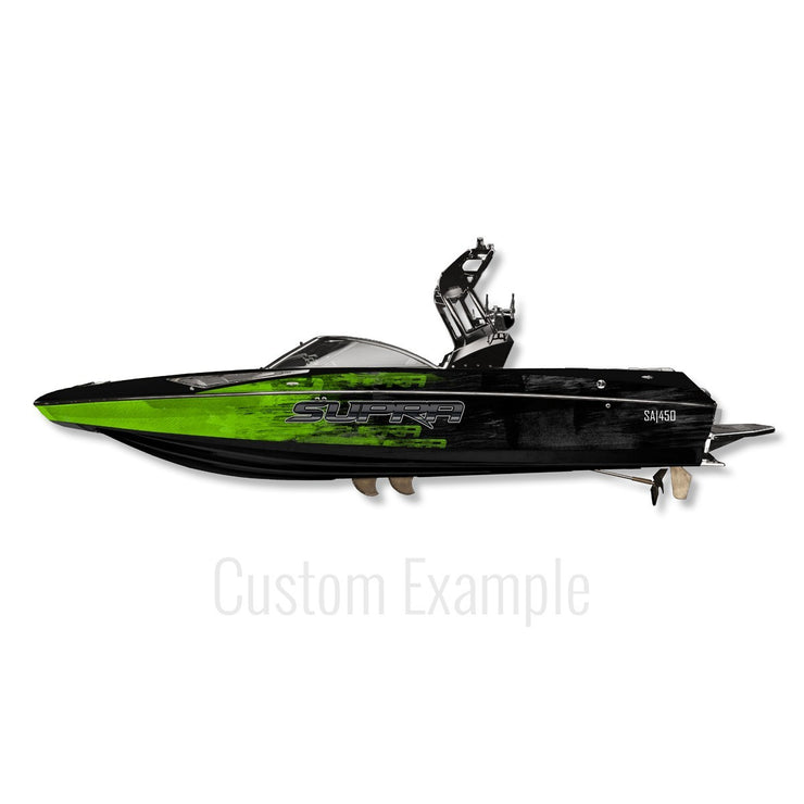 Custom Wake/Ski Boat