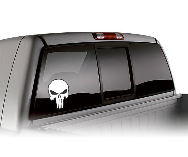 Punisher Vinyl Decal