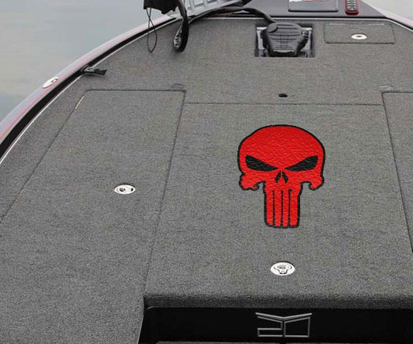 Punisher Carpet Graphic