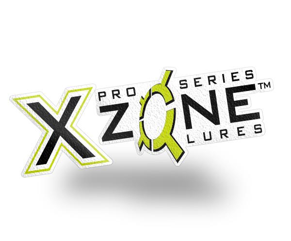 X-Zone Fishing Carpet Graphic