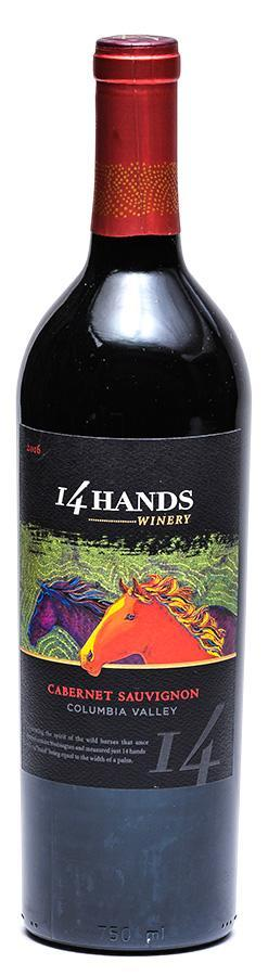 14 Hands Cabernet Sauvignon 750 ml