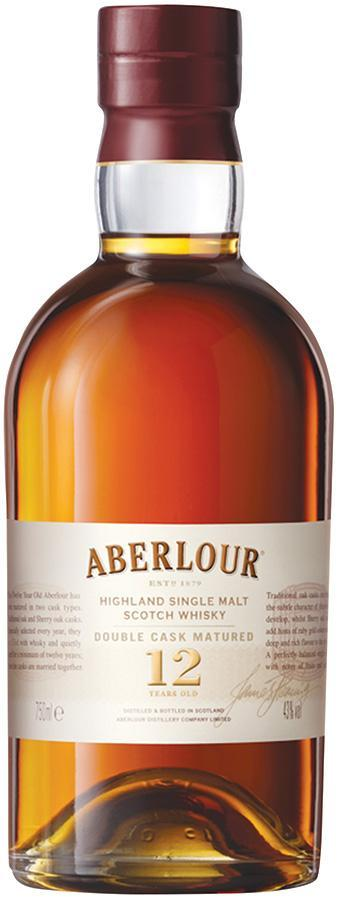 Aberlour Highland 12 Year Old 750 ml