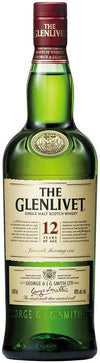 Glenlivet 12 Year Old Scotch 1140 ml
