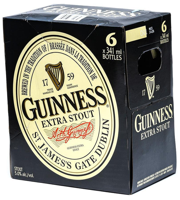 Guinness Stout Beer 6-Pack
