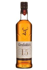 Glenfiddich Solera 15 Yr Scotch 750 ml