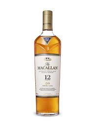 Macallan 12Yo Double Cask Scotch 750 ml