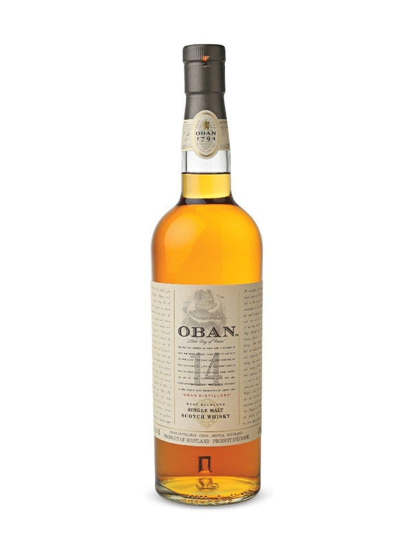 Oban 14 Year Scotch 750 ml
