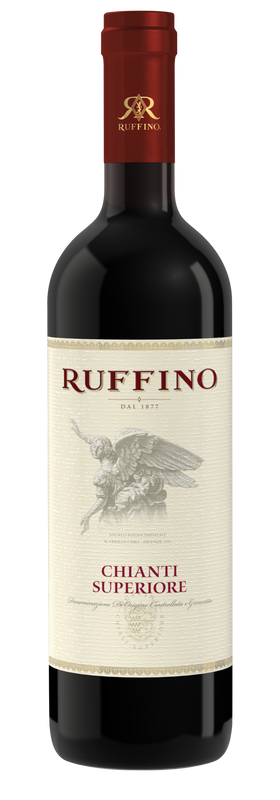 CASE ONLY Ruffino Chianti Superiore 12 x 750 ml